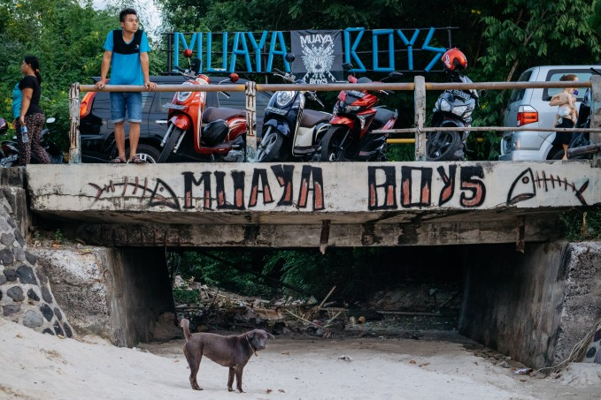 Muaya boys – Muaya Beach –Bali