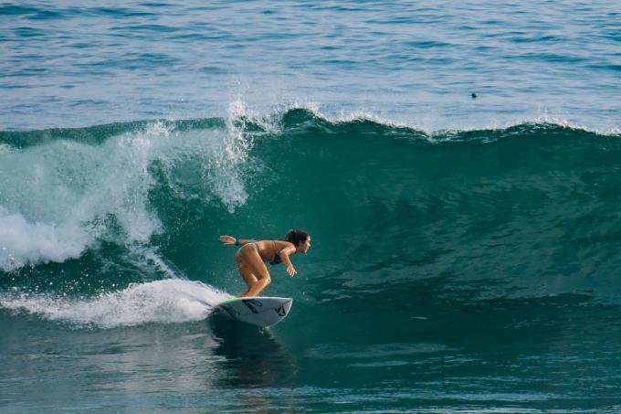 Echo Beach – Surfing –Bali